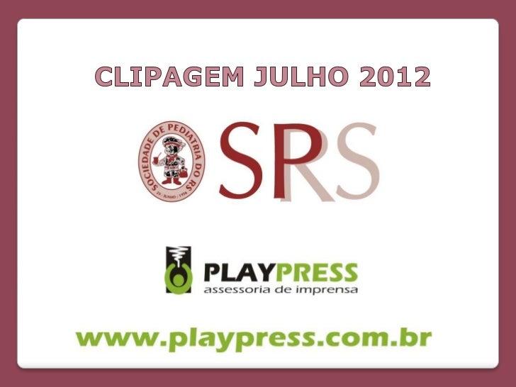 NOME DO VEÍCULO: TV COMPROGRAMA: Conversas CruzadasDATA: 16/07/2012ABRANGÊNCIA/TIRAGEM: Regional