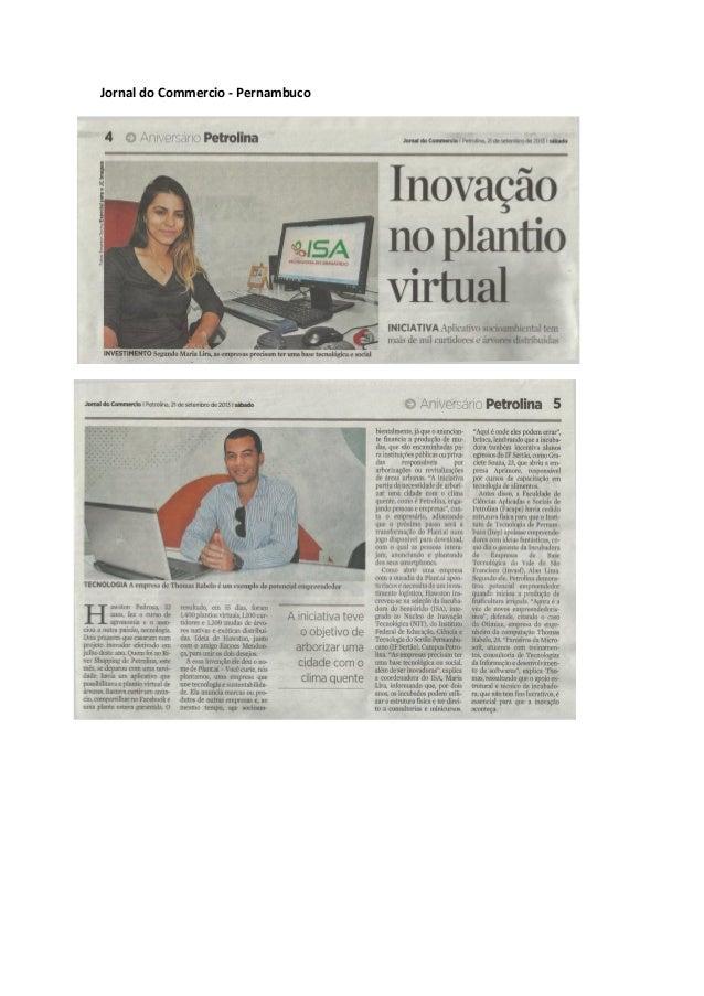 Jornal do Commercio - Pernambuco