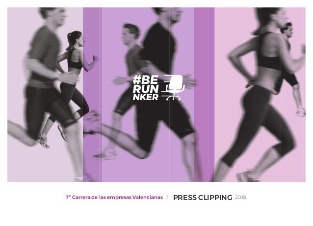 7ª Carrera de las empresas Valencianas | PRESS CLIPPING 2018