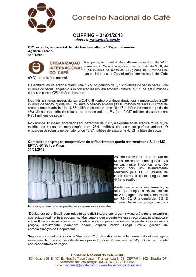 Conselho Nacional do Café – CNC SCN Quadra 01 9b54c4813495f