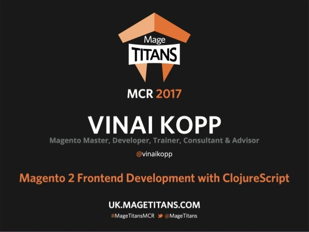ClojureScript in Magento for Fun and Profit