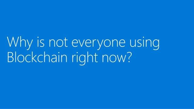 Blockchain has broad applications across industries Loyalty tracking Product provenance Logistics management Digital rewar...
