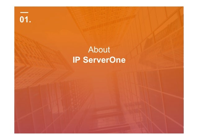 DDOS Mitigation Experience from IP ServerOne by CL Lee Slide 2