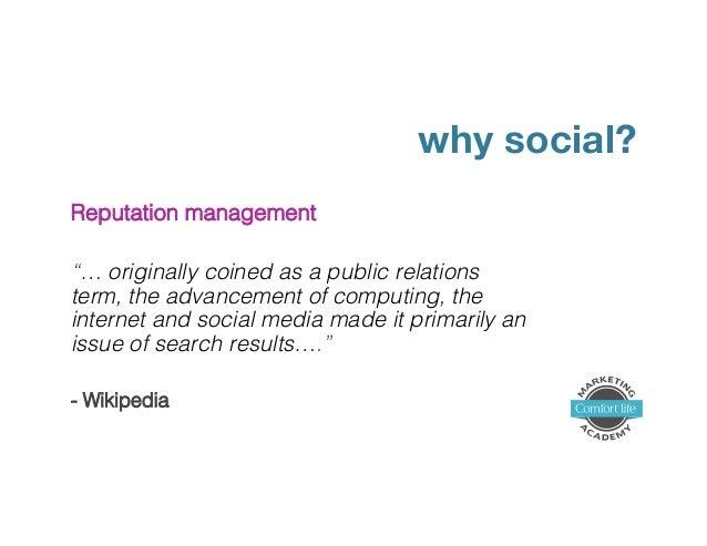 Social media tools for marketing retirement communities