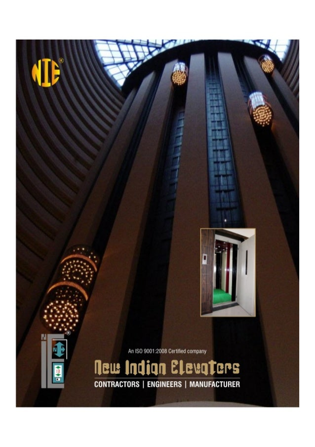 New Indian Elevators, Maharashtra, Elevator Components