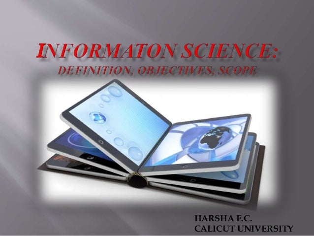 HARSHA E.C.  CALICUT UNIVERSITY
