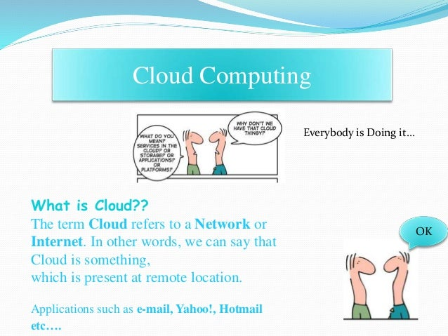 All About Clod Computing