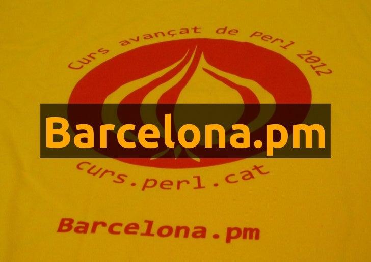 Barcelona.pm