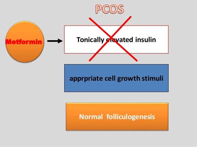 Adding clomid to metformin