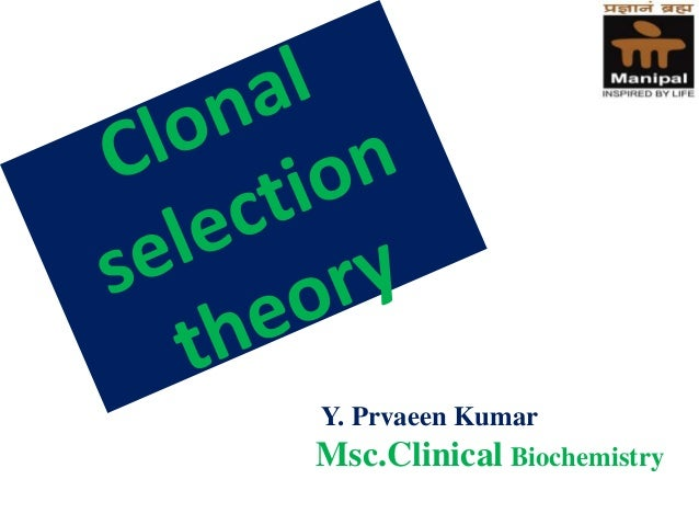 Y. Prvaeen Kumar Msc.Clinical Biochemistry