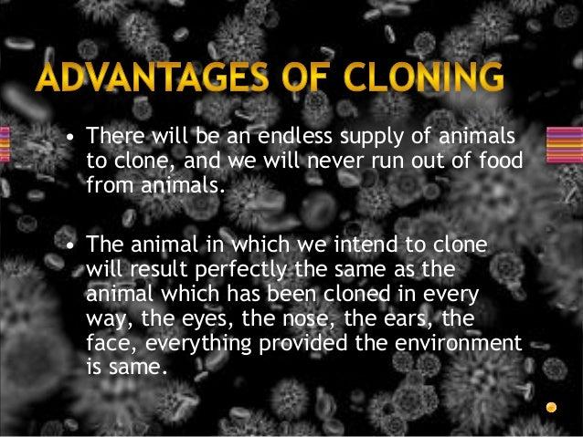 disadvantages of human cloning articles