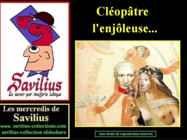 Cléopâtre l'enjôleuse 2