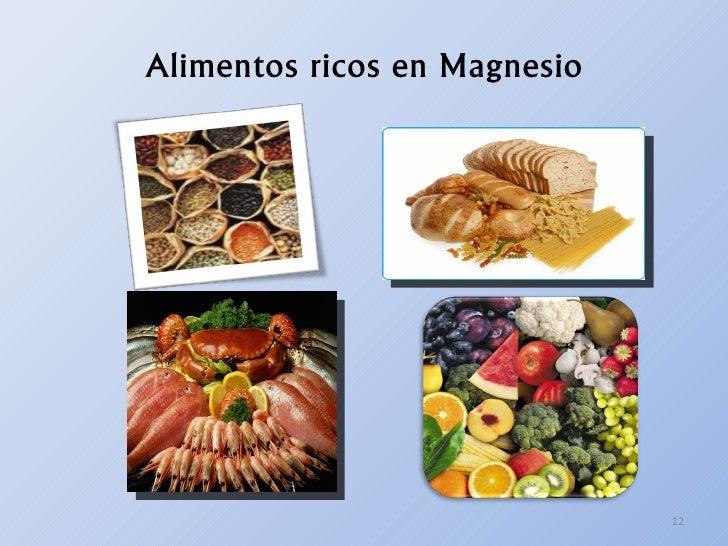 Cloru mag plus 2 1 - Alimentos ricos en magnesio y zinc ...
