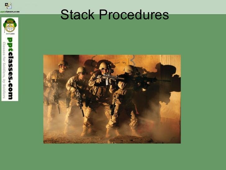 Close quarters battle (cqb ) ppt
