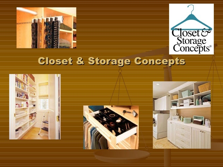 Closet & Storage Concepts   Franchise Model Slide 3