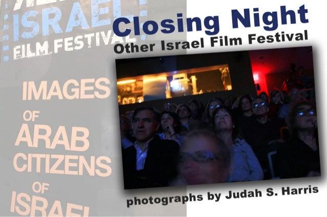 Closing Night @ Other Israel Film Festival