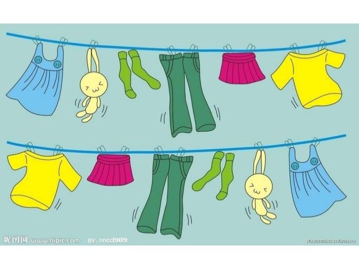 Lesson 5:clothes