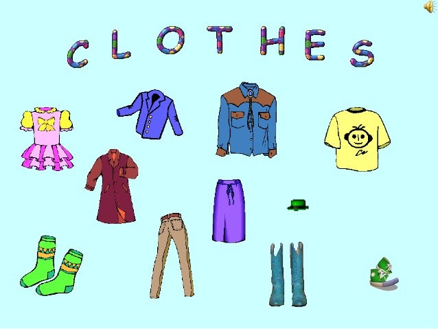 Kids Clothes Size