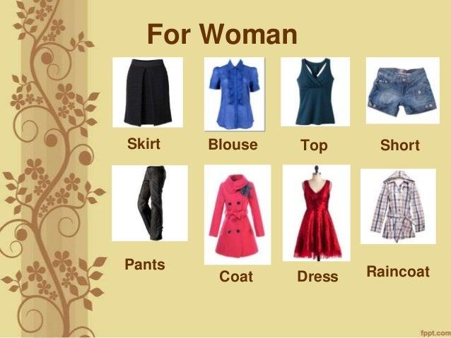 Clothes Slide 2