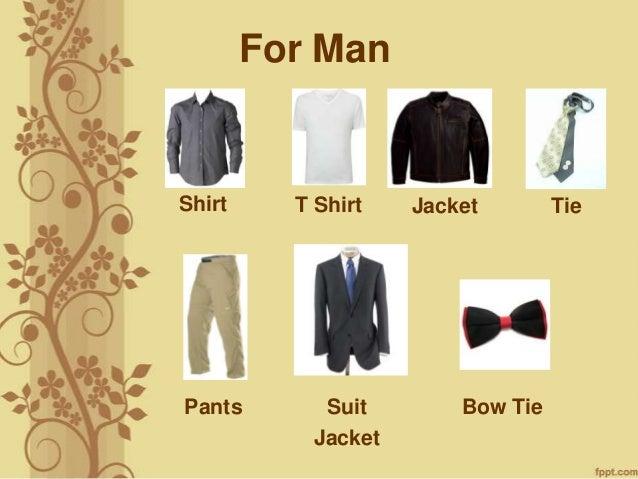 Clothes Slide 3