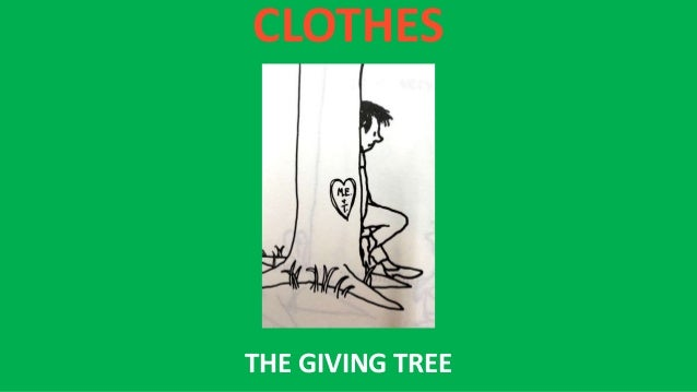 CLOTHES THE GIVING TREE
