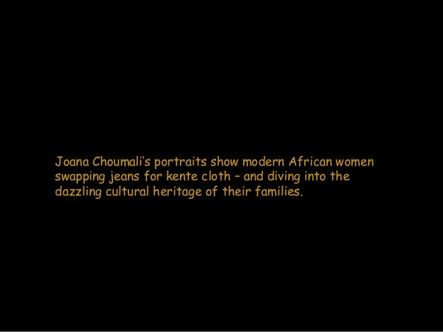 Clothes of the Ancestors (Resilients) by Photographer Joana Choumali Slide 2