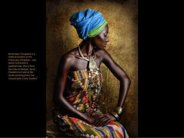 Clothes of the Ancestors (Resilients) by Photographer Joana Choumali Slide 3