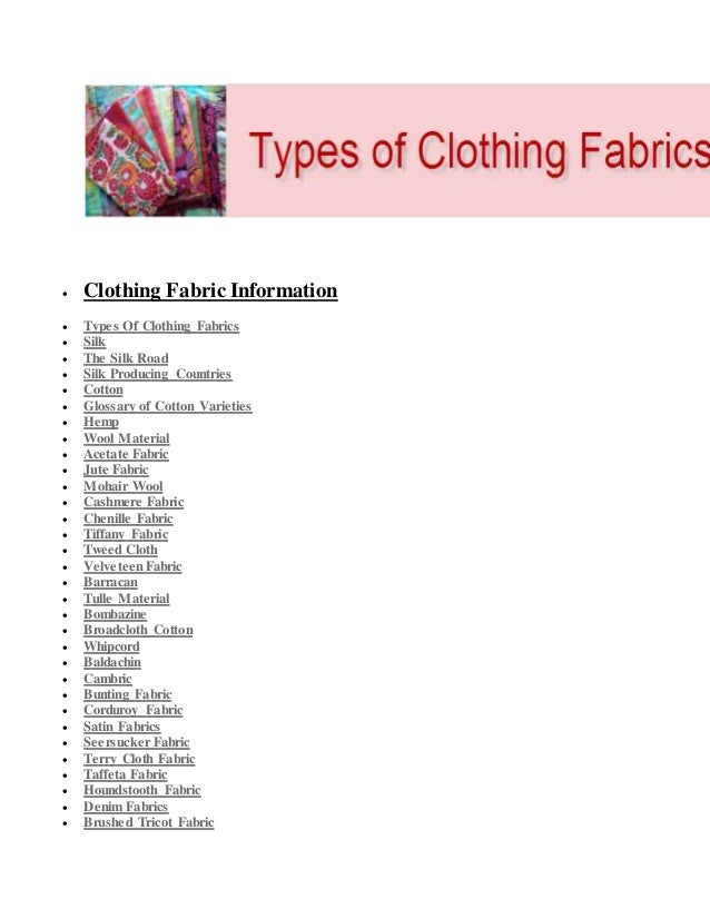 clothing fabric types tweed fabric suppliers