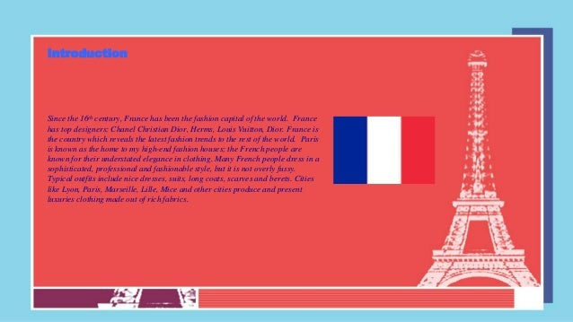 Fashion capitals of the world ppt 47