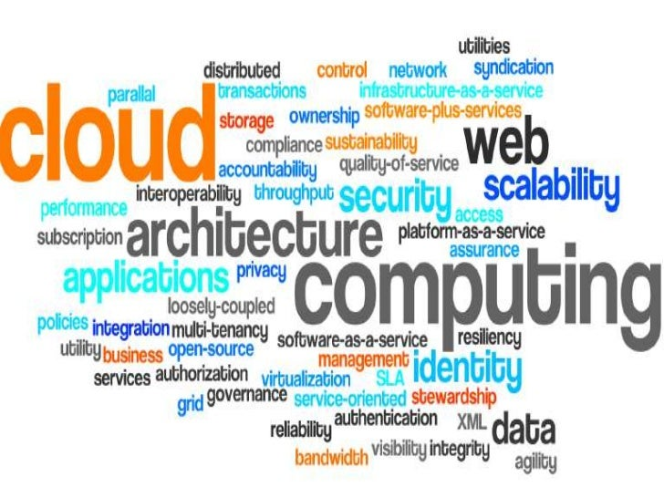 Cloud Overview   5/9/2012