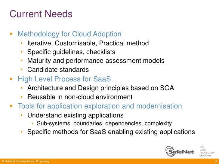 SaaS Architecture Maturity Model