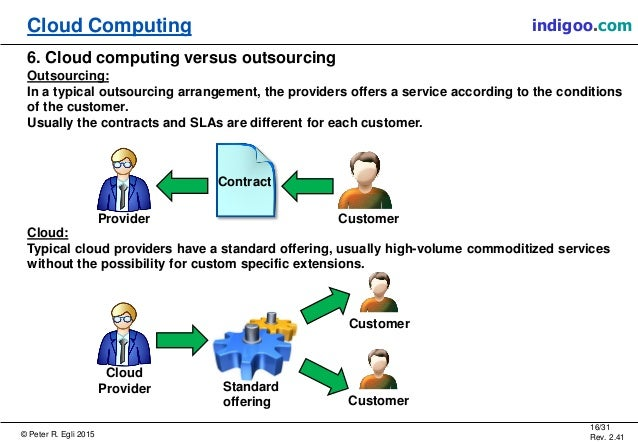 an overview of cloud computing cloud services and how it works An overview cloud computing is a computing paradigm, where a large pool of systems are connected in private or public networks,  cloud services will demand.