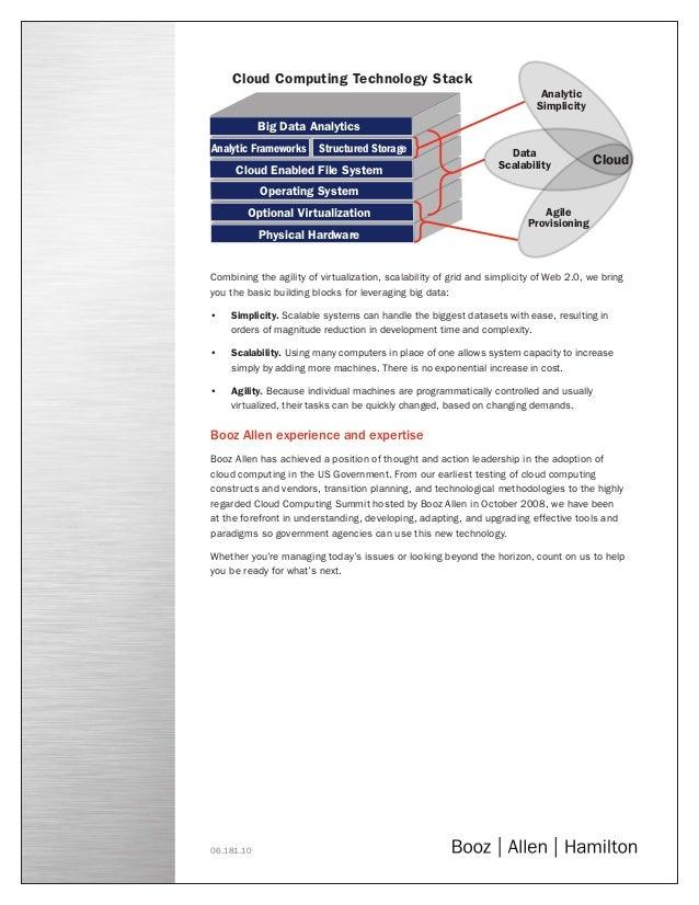 Cloud Computing: Big Data Technology Slide 2
