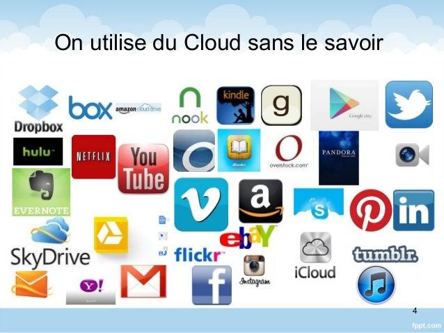 On utilise du Cloud sans le savoir 4