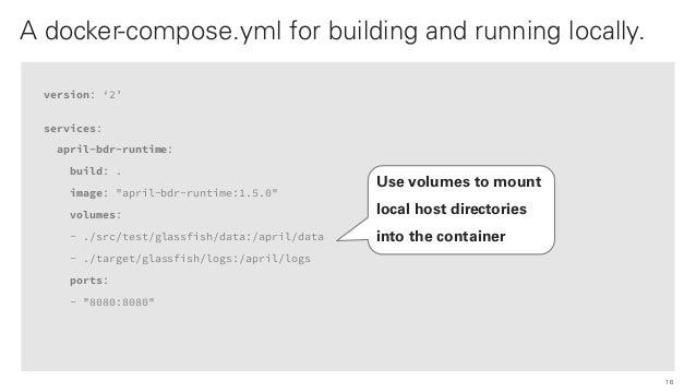 Cloud-native Java EE-volution