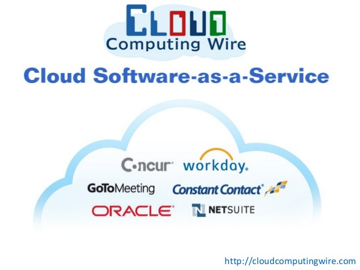 "cloud computing software as a service essay Service as a software substitute, or saass, is another way to give someone else power over your computing the basic point is, you can instead they will probably use the vague and distracting term ""cloud"", which lumps saass together with various other practices, some abusive and some ok with the explanation and."