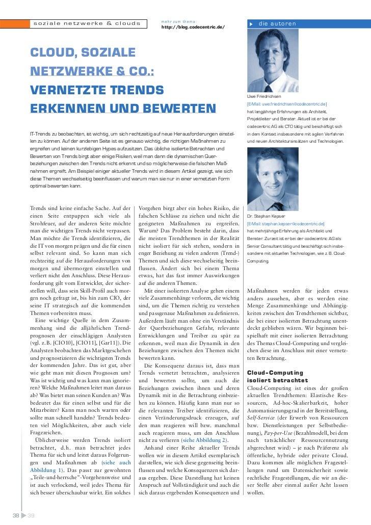 mehr zum thema:      soziale netzwerke & clouds                                                                           ...