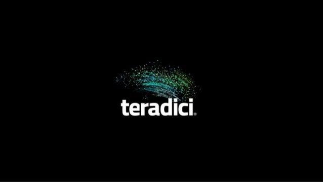 © 2016 Teradici Corporation