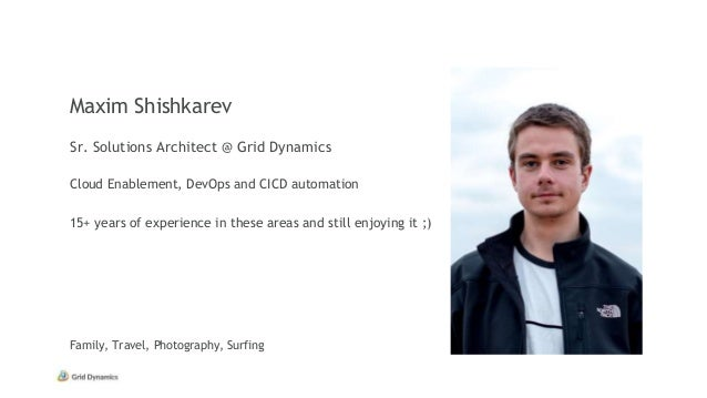Best practices for enterprise-grade microservices implementations with Google Cloud: Dynamic talks Silicon Valley Q3 2019 Slide 2