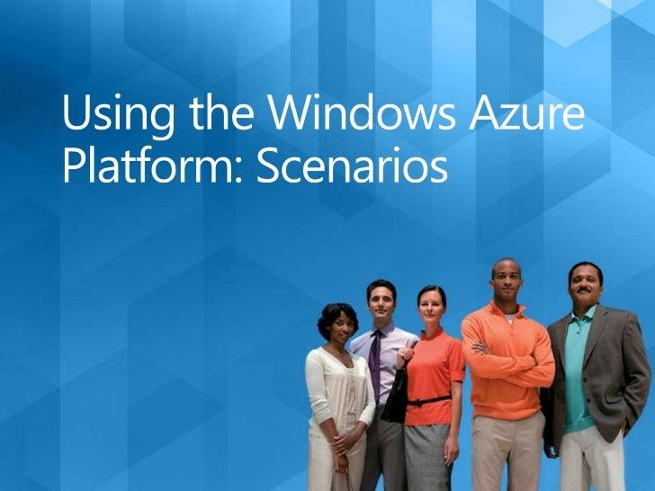 What's New In SQL AzureEnhancements<br />SQL Azure Database<br />Windows Azure Platform – Developer Portal<br />Enhanced u...