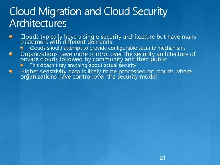 Sample Cloud Application Architecture<br />Source: eleniamapi@yahoo.com<br />