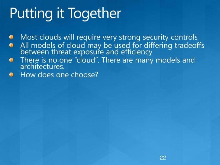 Sample Cloud Architecture<br />Source: eleniamapi@yahoo.com<br />