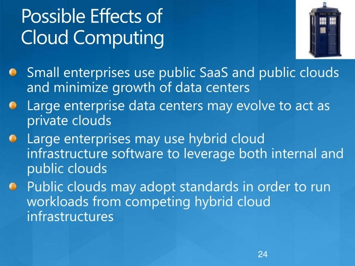 Balancing Threat Exposure and Cost Effectiveness<br />20<br />Private clouds may have less threat exposure than community ...