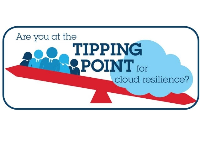 Are you at the tipping point for cloud resilience?