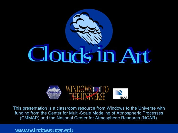 This presentation is a classroom resource from Windows to the Universe with funding from the Center for Multi-Scale Modeli...