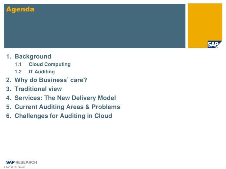 sap it auditor resume