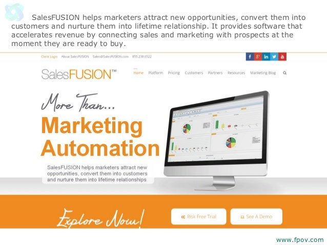 11 Cloud Based Marketing Automation Systems