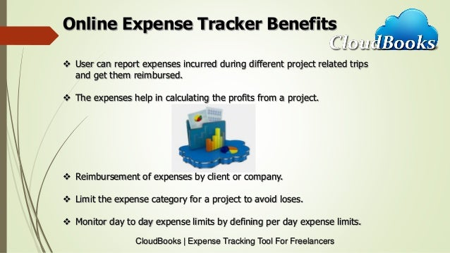 cloudbooks expense tracker for freelancers tracking time properly