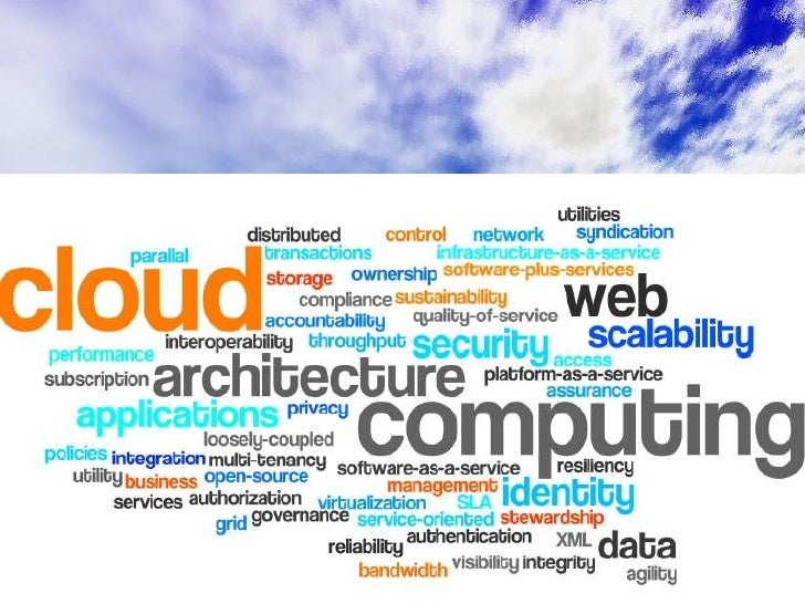 """""""The interesting thing about cloud                            computing is that we've redefined What is Cloud Computing?  ..."""