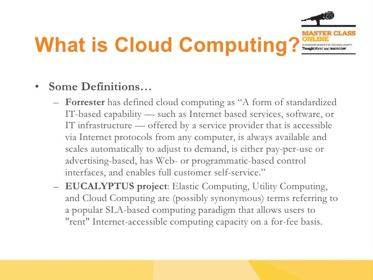 advantage and challenges of cloud computing Generally speaking, most cloud computing service providers are already familiar with the issues involved and can deal with them right at the beginning this makes the process more or less safe for you but it also implies that you make wise decisions while choosing your service provider.